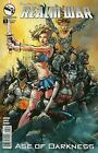 Grimm Fairy Tales Realm War Age of Darkness 1 Cover B