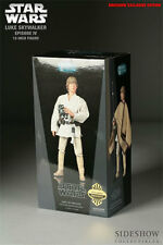 Sideshow Star Wars LUKE SKYWALKER TATOOINE Exclusive RARE Sixth Scale Figure