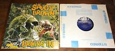 SAVOY BROWN ~ LOOKING IN ~ UK DECCA STEREO LP 1970 1ST PRESS 1W/1W ~ NEAR MINT