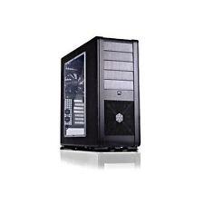 Silverstone SST-FT01B-W (Black w/ Window) Fortress Uni-body Mid Tower Case