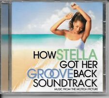 CD ALBUM 14 TITRES BOF/OST--HOW STELLA GOT HER GROOVE BACK SOUNDTRACK