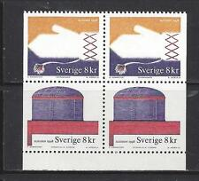 SWEDEN - 2278a- MNH - BOOKLET PANE - 1998 ISSUES - HANDICRAFTS