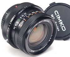 CANON FD Cimko 24mm 2.8 MT Series