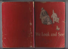 We Look and See (PB original 1946) by Gray, Baruch et al, softcover original