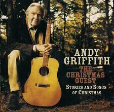 Andy Griffith - The Christmas Guest  Stories and Songs Of Christmas CD Canada
