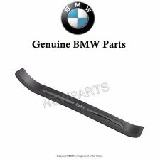 NEW BMW GENUINE E39 525i 528i 530i Black Front RIGHT Door Sill Plate