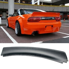 Trunk Spoiler for 89-93 S13 HatchBack 240SX Bunny Style Body Kit Rear wing