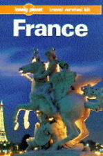 France (Lonely Planet Travel Survival Kit),ACCEPTABLE Book