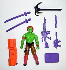 GI JOE BLANKA Vintage Action Figure Street Fighter 2 COMPLETE 3 3/4 C9 v1 1993