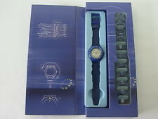 SDZ103Pack New Swatch - 1999 Scuba Euroconverter Euro Special Ring Authentic