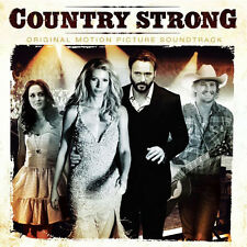 COUNTRY STRONG Soundtrack CD BRAND NEW Gwyneth Paltrow Tim McGraw Faith Hill