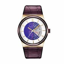 Kenzo K0064001 Unisex Stainless Steel Case Purple Dial 42 mm Watch - RRP £ 259
