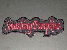 PUNK ROCK METAL MUSIC SEW/IRON ON PATCH:- SMASHING PUMPKINS