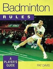 Badminton Rules (Play the Game)-ExLibrary