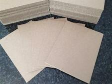 100 - 16 x 20 Corrugated Cardboard Pads Inserts Sheet 32 ECT Made in USA