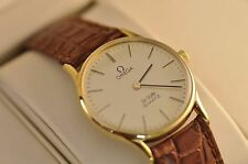 MINT OMEGA DE VILLE QUARTZ SERVICED NEW OLD STOCK NOS