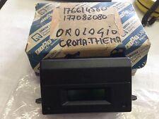 176614580 177082080 OROLOGIO DIGITALE FIAT CROMA LANCIA THEMA NUOVO ORIGINALE