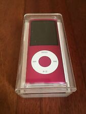 iPod Nano 4th Generation (8GB) Pink