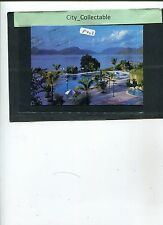 P403 # MALAYSIA USED PICTURE POST CARD * PULAU LANGKAWI