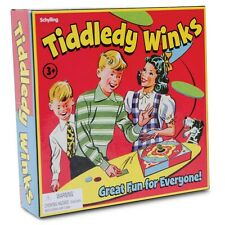 Tiddledy winks jeu-Fun Jeu Familial Traditionnel-TIDDLYWINKS-anniversaire