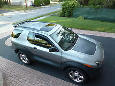 2001 Isuzu VehiCROSS Base Sport Utility 2-Door
