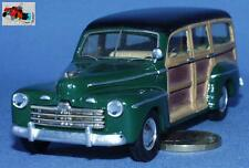 PROVENCE MOULAGE 1/43 : FORD WOODY STATIONWAGON anno 1946