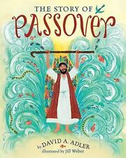 The Story of Passover by David A. Adler (2014, Hardcover)