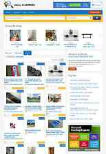 Classified Ads Website - High Quality