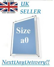 a0 Stretch Poster Frame Ecomomical solution for single / double sided Posters