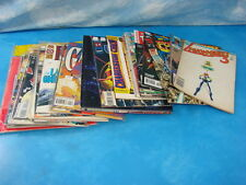 Lot of Old Comic Books XMen Dark Phoenix Gambit Warlock Supergirl Mutant X +