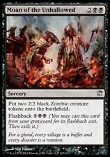 *MRM* FR 4x Gemissement des anathemes ( Moan of the Unhallowed) MTG Innistrad