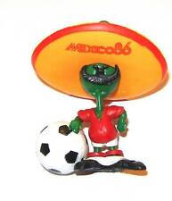 Pique Mexico 1986 World cup soccer football championship Mascot figurine
