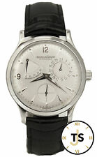 Jaeger LeCoultre Master Reserve de Marche Auto SS 104.095.46 Box & Papers Watch