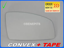 Wing Mirror Glass RENAULT ESPACE IV 2003-2010 CONVEX + TAPE Right Side #H020 231