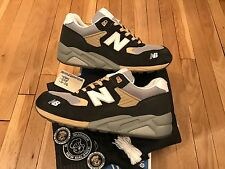 New Balance MT580WC US11 Burn Rubber White Collar Mita Hectic Stüssy West Blue