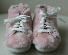 MINNA PARIKKA BABY FAUX FUR HIGH TOP SNEAKERS SHOES EU 21 UK 4/5