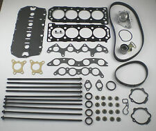 Testa Guarnizione Set Bulloni Pompa Acqua TIMING BELT KIT MGF Mgtf Mgzr 25 VI 200 GTi Vvc