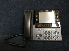 CISCO CP-9971-C-CAM-K9  Cisco UC Phone 9971, Charcoal, Std Hndst w/ Cam