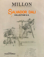 SALVADOR DALI - L'Anti Obscurantisme - 2012 Illustrated Auction Catalog