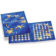 EURO coin collection set VOLUME 1 album, Leuchtturm Münzalbum, gift 324353
