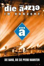 """DIE ÄRZTE """"DIE BAND DIE SIE PFERD NANNTEN"""" 2 DVD NEU!!!"""