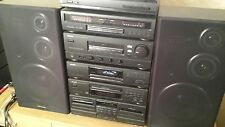 Aiwa Midi Hi Fi 6 Piece Stack System Seperates See Description