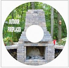 OUTDOOR FIREPLACES  HOW TO BUILD THEM  Designs Dutch Oven Grills on CD