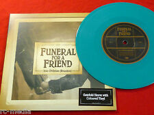 "Funeral For A Friend -Into Oblivion- Original UK Coloured Vinyl 7"" +Gatefold Slv"