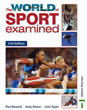 The World of Sport Examined by John Taylor, Andy Sibson, Paul Beashel...
