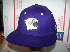 NCAA NORTHWESTERN WILDCATS-FITTED  A-FLEX - XLARGE ADULT  -PURPLE-THE GAME