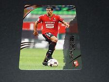 BRUNO CHEYROU STADE RENNAIS RENNES ROAZHON PANINI FOOTBALL CARD 2008-2009