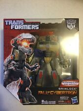 Transformers Generations Fall of Cybertron FOC Voyager Class Grimlock