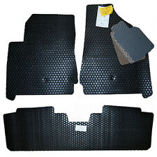 2000 - 2017 Toyota Tundra TRD ALL-WEATHER Floor Mats Black Grey Tan Brown Clear