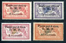 Syrie 1922 pa 10-13 * 170 € (j2354